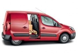 Citroën Berlingo von der Seite
