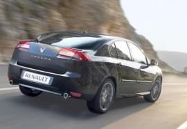 Renault Laguna hátulnézet