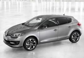 Renault Megane oldalnézet