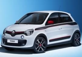 Renault Twingo oldalnézet