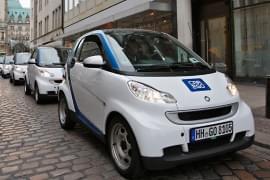 Smarts von Car2go