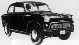 Suzuki Suzulight elölnézet